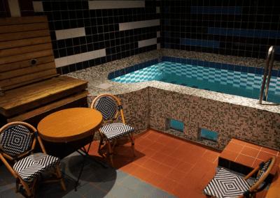 Sauna and Pool in Tallinn