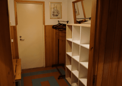 Hedeke! sauna changingroom
