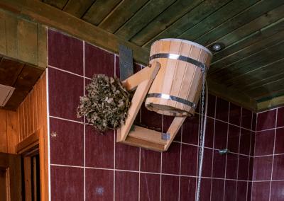 Sauna bucket special