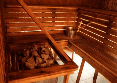 Best sauna in Tallinn - Heldeke!