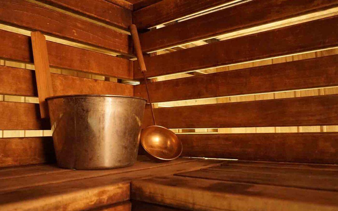 estonian sauna etiquette