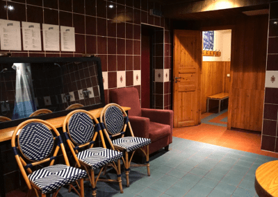Heldeke! Sauna Frontroom Tallinn
