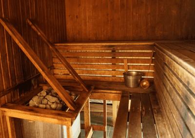 Heldeke! sauna weekend