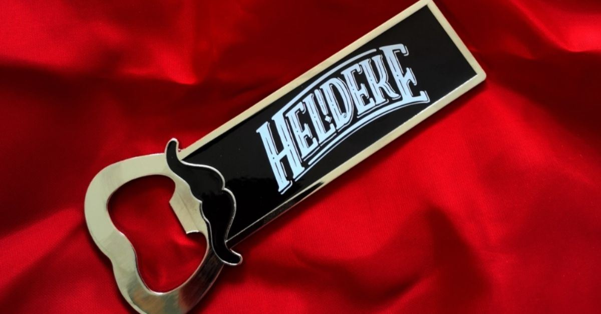 Heldeke! Bottle Opener