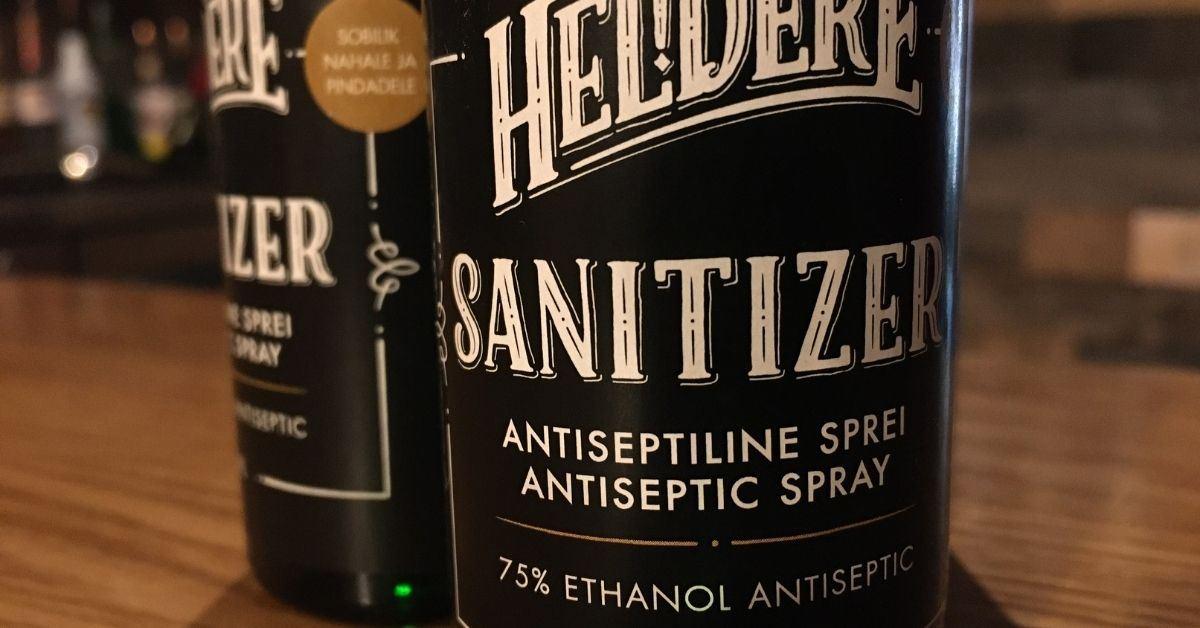Heldeke Hand Sanitiser